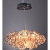 D'Fine Lighting Infinity 5 Light Chandelier