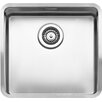Reginox 25cm x 44cm Single Bowl Kitchen Sink
