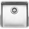 Reginox 44cm x 44cm Bowl Kitchen Sink