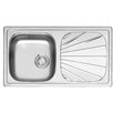 Reginox Beta 10 78 x 43cm Kitchen Sink