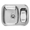 Reginox Queen R 59.5 x 47cm Kitchen Sink