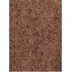 Coralie Flooring Shimmer Hand-Tufted Brown Area Rug