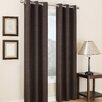 Sun Zero Winslow Thermal Lined Single Curtain Panel