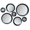 nexxt Design Carla 7 Piece Round Mirror Set