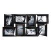 nexxt Design Mira 8 Piece Mirrored Wall Collage Photo Frame Set