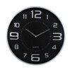 "nexxt Design Modern 18"" Wall Clock"