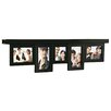 nexxt Design Traxx 5 Piece Ledge Picture Frame Set