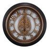 "nexxt Design Kiera Grace Gears 20"" Wall Clock"