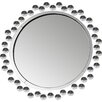 Crown Home Décor Modern Round Mirror