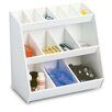 TrippNT Storage Bin With 13 Bins And No Shelf
