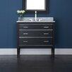 "Ryvyr Manhattan 37"" Single Bathroom Vanity Cabinet Set"