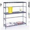 Nexel 3 Shelf Container Rack