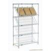 Nexel Slant 5 Shelf Shelving Unit