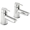 Francis Pegler Pulsar Basin Mixer (Set of 2)