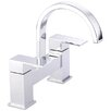 Francis Pegler Maverick Waterfall Bath Tap