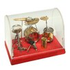 Ambiente Haus Dekoinstrument Schlagzeug