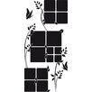Graz Design Butterfly Wall Sticker - 120 x 57 cm