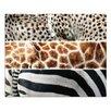 Graz Design Zebra, Giraffe, Leopard Wall Sticker