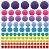 Graz Design Wandsticker-Set Polka Dots