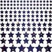 Graz Design Stars Wall Sticker Set