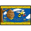 Flagship Carpets Busy Bee Kids Rug