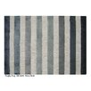 Rug Expressions Tunnel Navy Area Rug