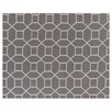Rug Expressions Flat Weave Gray/Cream Area Rug