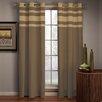 Saturday Knight, LTD Streamline Single Curtain Panel