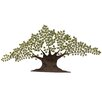 "EC World Imports Urban Tree of Harmony Large 92"" Metal Art Wall Decor"