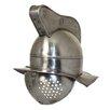 EC World Imports Antique Replica Roman Gladiator Fighter Visor Helmet