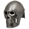 EC World Imports Handcrafted Fantasy Ghost Pirate Skeleton Battle Armor Helmet