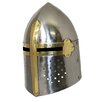 EC World Imports Antique Replica Medieval Sugarloaf Armor Helmet