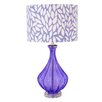 """EC World Imports 37"""" H Table Lamp with Drum Shade"""