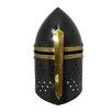 EC World Imports Antique Replica Medieval Sugarloaf Armor Helmet