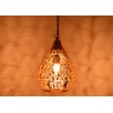 Emporio Arts Moroccan 1 Light Mini Pendant