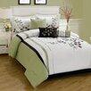 Linen Depot Direct Gilmore 7 Piece Comforter Set