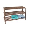 Linen Depot Direct Maison Condelle 3-Tier Shoe Rack