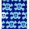 Linen Depot Direct Pirates Curtain Panels (Set of 2)