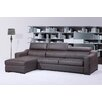 J&M Furniture Ritz Reversible Facing Sectional