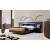 J&M Furniture Barcelona Panel Customizable Bedroom Set