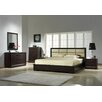 J&M Furniture Boston Panel Customizable Bedroom Set