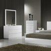 J&M Furniture Naples 6 Drawer Dresser