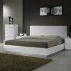 J&M Furniture Naples Platform Customizable Bedroom Set