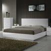 J&M Furniture Naples Platform Customizable Bedroom Set