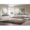 J&M Furniture Sanremo B Platform Customizable Bedroom Set