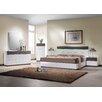 J&M Furniture Sanremo B Platform Customizable Bedroom Set