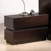 J&M Furniture Knotch Nightstand