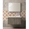 J&M Furniture Single Composition 18 Premium Bathroom Vanity Set with Mirror
