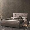 J&M Furniture Upholstered Platform Bed