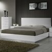 J&M Furniture Naples Panel Bed